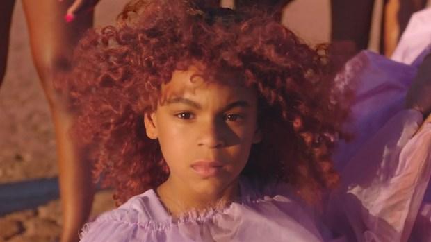 [NATL-AH] Blue Ivy Carter Is the Star of Beyoncé's 'Spirit' Video