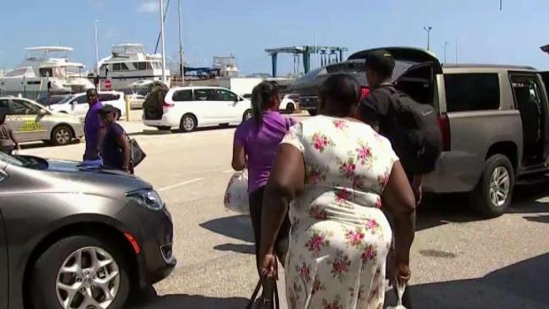 [MI] 200 Bahamians Arrive on Cruise Ship in Florida