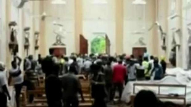 Over 200 Killed in Sri Lanka Bombings