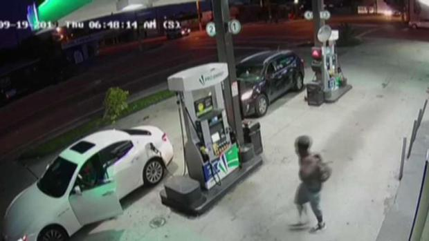 2 Arrested in Violent Carjacking Caught on Camera in Miami