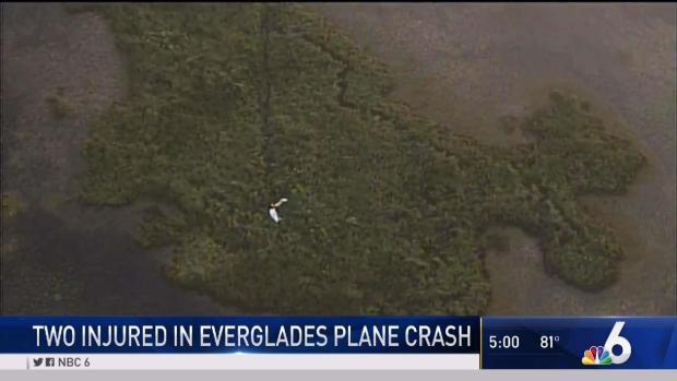 [MI] 2 Injured in Florida Everglades Plane Crash