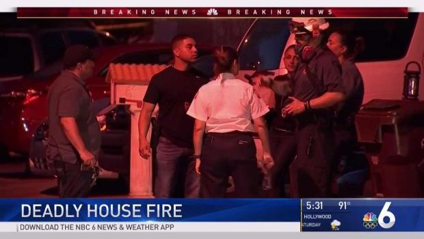[MI] 2 Killed in Hialeah House Fire