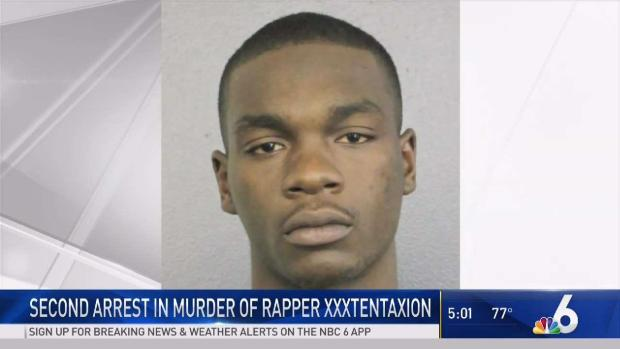 [MI] 2nd Arrest Made in Murder of Rapper XXXTentacion