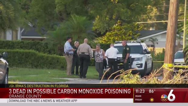 [MI] 3 Dead in Possible Carbon Monoxide Poisoning