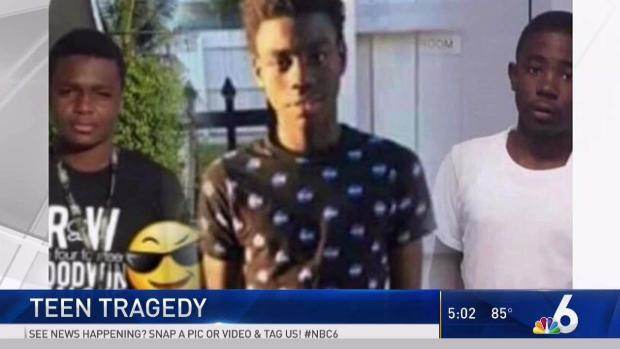 [MI] 3 Teens Remembered After Being Killed in Little Haiti Crash