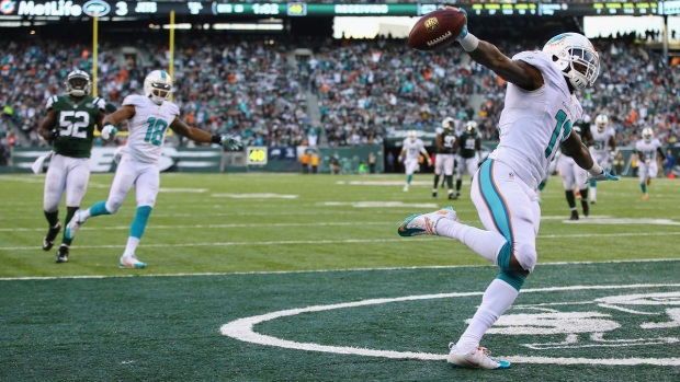 Photos: Dolphins Trounce Jets