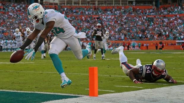Photos: Dolphins Top Patriots