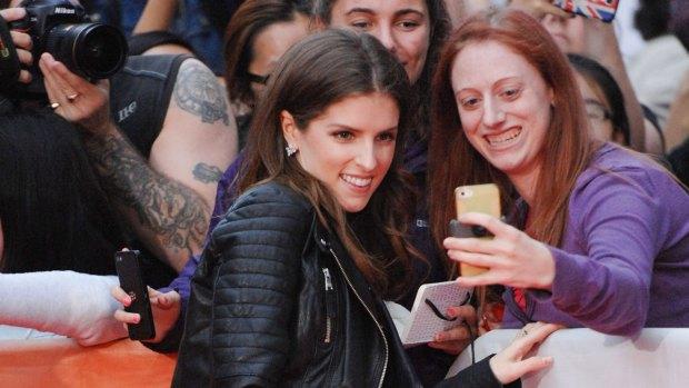Celebrities at the Toronto Film Festival