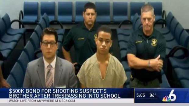 [MI] $500K Bond for Zachary Cruz in School Trespassing Case