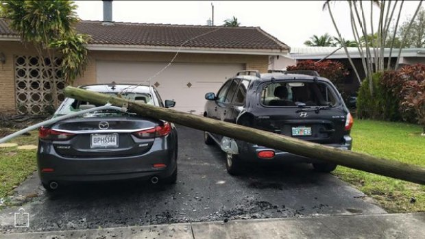 [MI] 2 Tornadoes Hit South Florida on Tuesday: NWS