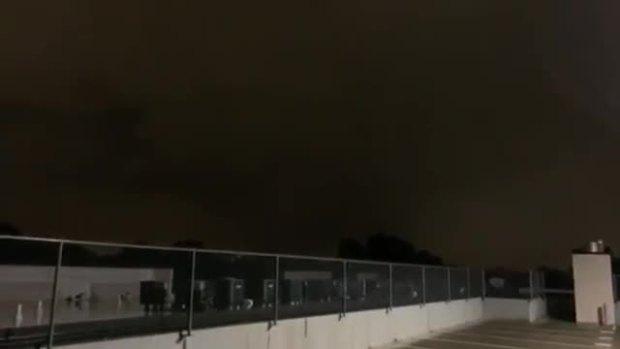 Tornado Video From Oak Lawn