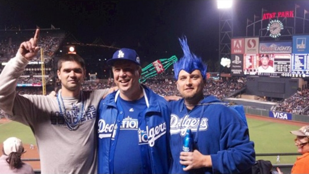 [BAY] Dodger Fan's Father to Make Plea for Witnesses