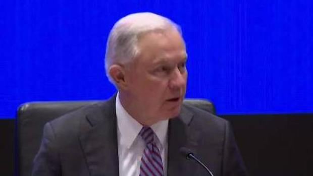 [MI] AG Jeff Sessions Addresses Opioid Crisis at Doral Meeting