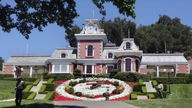 [NATL] Michael Jackson's Neverland For Sale for $100 Million