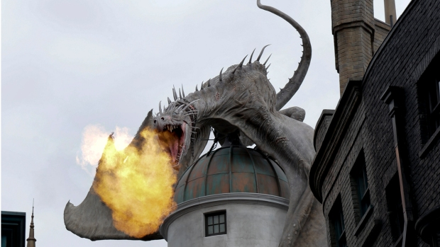 Harry Potter Theme Park: The Wizarding World Diagon Alley