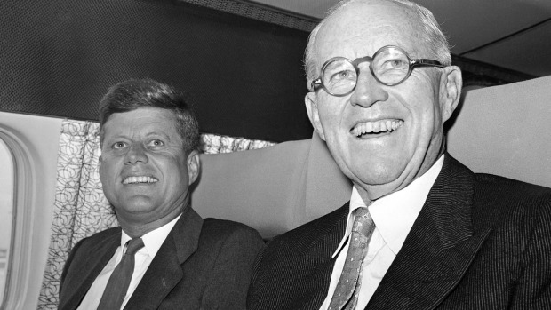 [NY] JFK and His Father: A Special Bond