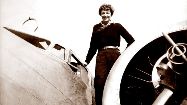 National Archives new photo could be clue to Amelia Earhart mystery
