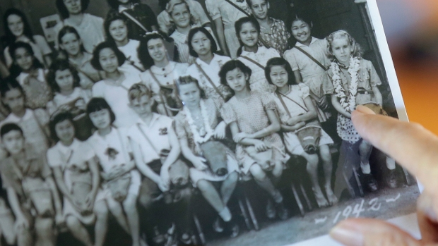 [NATL] School Girls, Sailor Recount Pearl Harbor Attack
