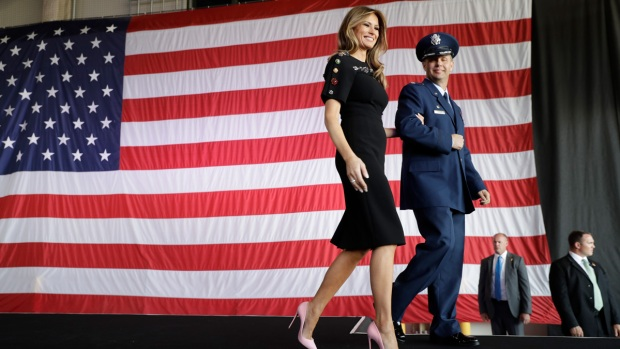 [NATL] Melania Trump Style Guide