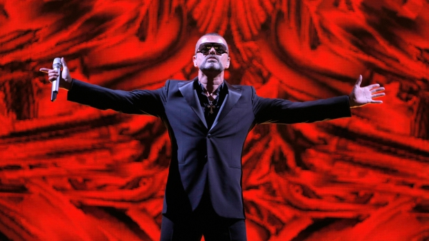 A Look Back: British Pop Singer George Michael