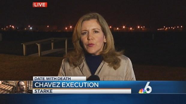 [MI] Telemundo 51 Reporter Ana Cuervo Discusses Witnessing Juan Carlos Chavez's Execution