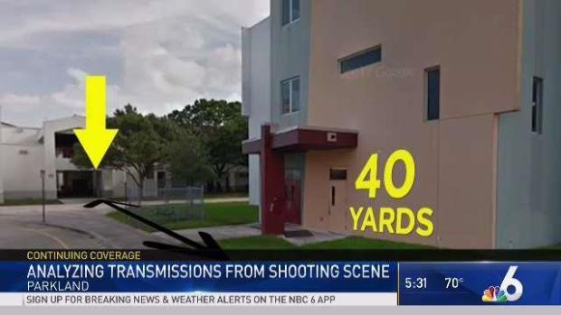 [MI] Analyzing Transmissions From the Stoneman Shooting