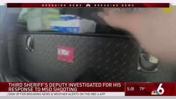[MI] Another BSO Deputy Under Investigation for MSD Shooting Response