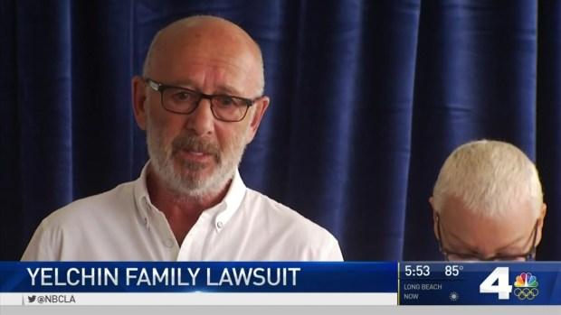 [LA] Anton Yelchin's Family Files Suit Against Automaker