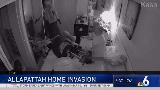 [MI] Armed Home Invasion in Allapattah Caught on Camera