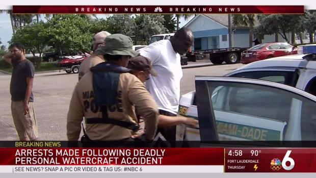 [MI] Arrest Made After Fatal Personal Watercraft Crash