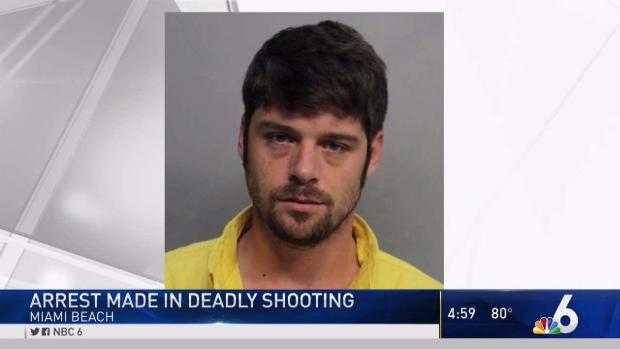 [MI] Arrest Made in Deadly Miami Beach Shooting