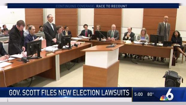 [MI] Attorneys in Broward Court to Sort Out Election Issues