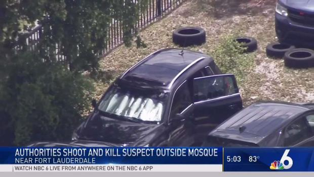 [MI] Authorities Shoot and Kill Suspect Outside Mosque
