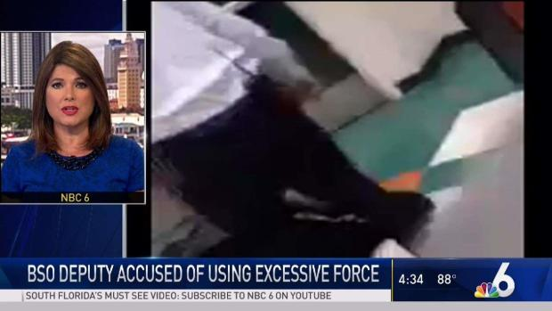 [MI] BSO Deputy Accused of Using Excessive Force on Teen