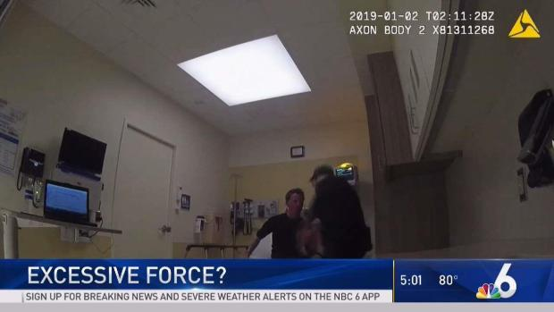 [MI] BSO Deputy Punches Man Handcuffed to Hospital Bed
