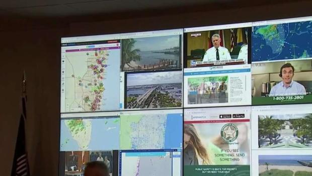[MI] BSO Reveals New Real Time Crime Center