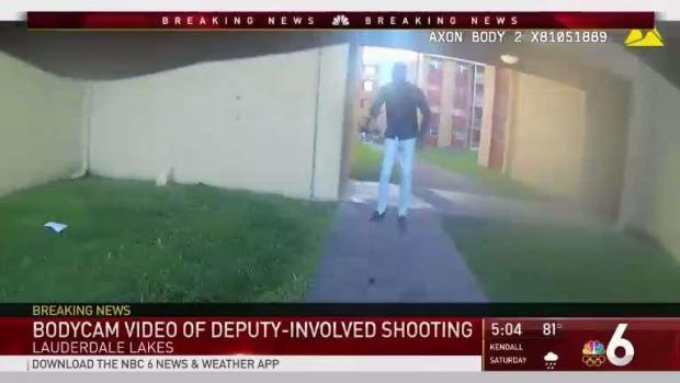 [MI] Bodycam Video Shows BSO Deputy-Involved Shooting