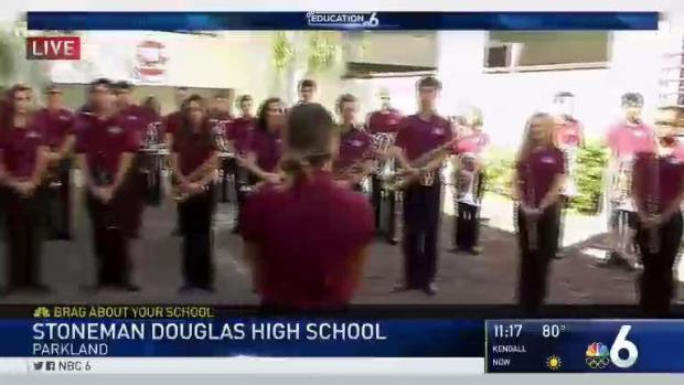 [MI] Brag About Stoneman Douglas High School