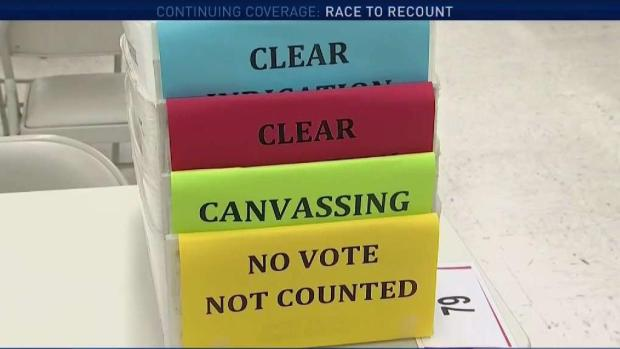 [MI] Broward Finishes Hand Recount for Senate Race