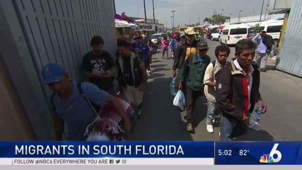 [MI] Broward Officials Expect Influx of Relocated Migrants