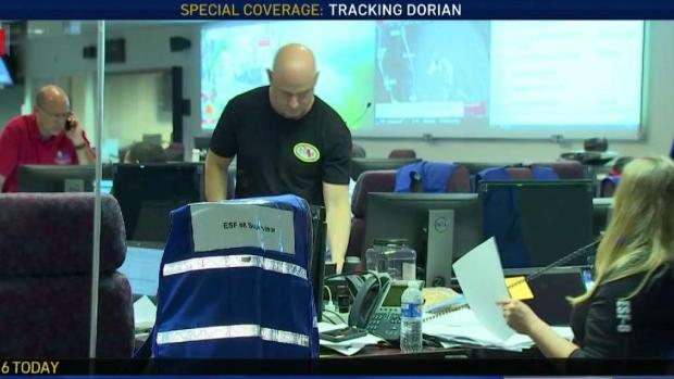 [MI] Broward Preparing for Possible Effects from Dorian