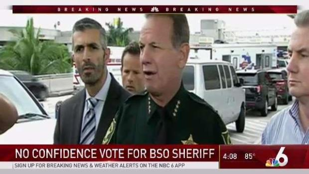 [MI] Broward Sheriff Facing No-Confidence Vote