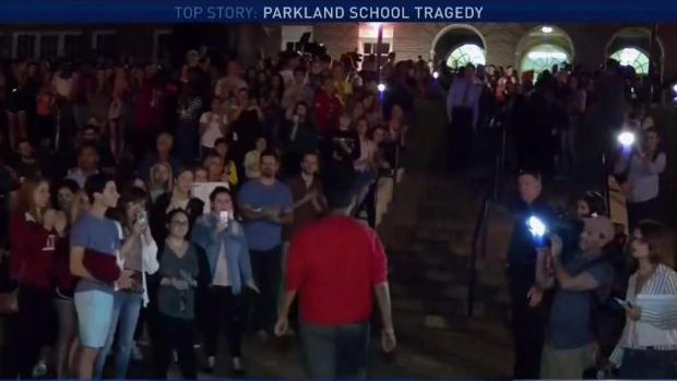 [MI] Broward Students Teachers in Tallahassee For Gun Law Push