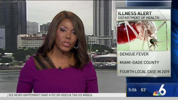 [MI] Case of Dengue Fever Reported in Miami-Dade County