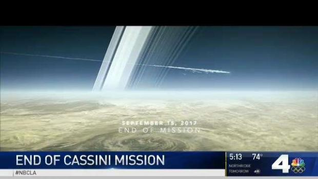 Cassini Grand Finale: NASA's Saturn explorer set to crash into Saturn's rings