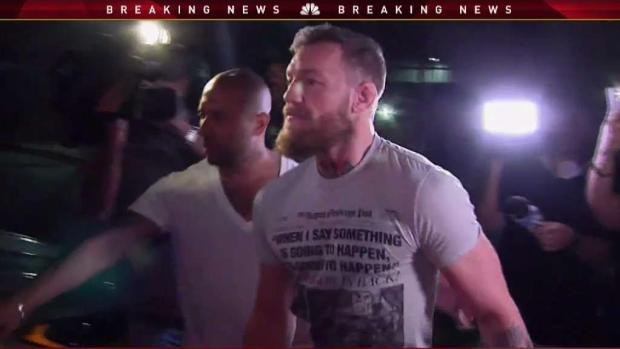 [MI] Charges Dropped Against MMA Star Conor McGrgeor After Miami Beach Incident