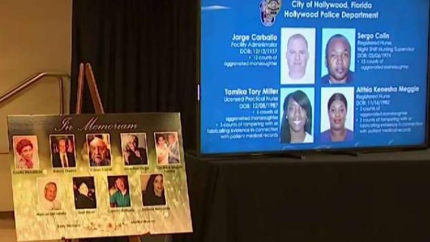 [MI] Charges Filed in Hollywood Nursing Home Deaths
