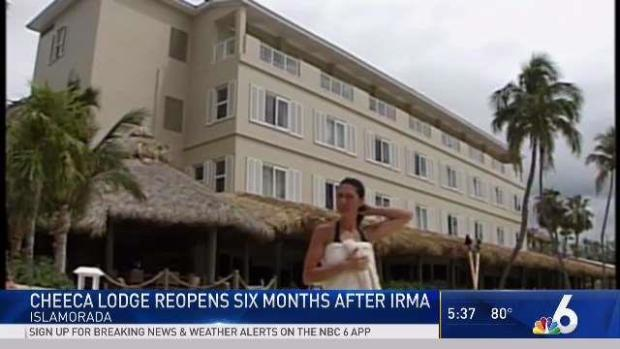 [MI] Cheeca Lodge Reopens 6 Months After Hurricane Irma