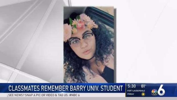 [MI] Classmates Remember Barry Student Killed in Shooting
