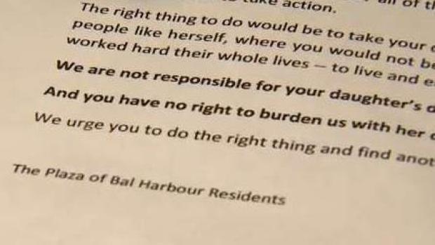 [MI] Condo Responds After Discriminatory Letter Found